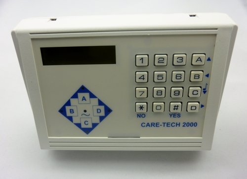CASTLE CT2030 SLAVE KEYPAD FOR 2000 SERIES