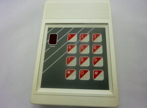 cm-rem keypad