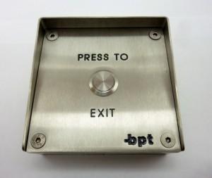 BPT Push To Exit Unit